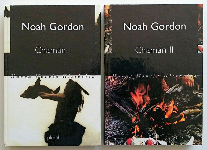 Chamán, de Noah Gordon