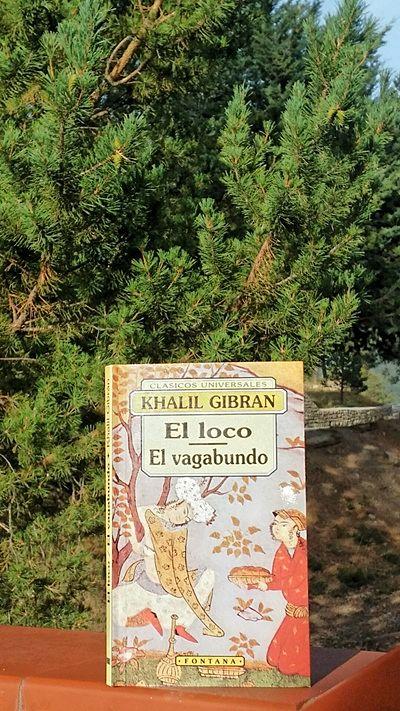 El loco, de Khalil Gibran